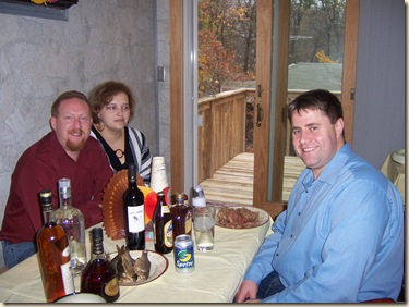 Thanksgiving2007 ron jon anna liquor