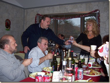 Thanksgiving2007 toast to america