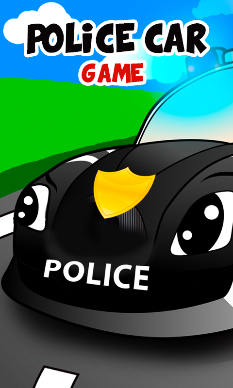 police games for kids screenshot