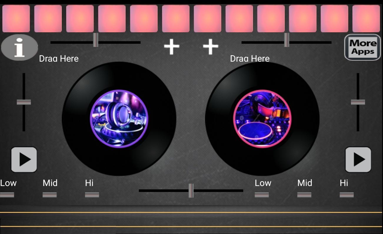 DJ Mix Studio Mobile APK 1 0 Download - Free Music & Audio APK Download