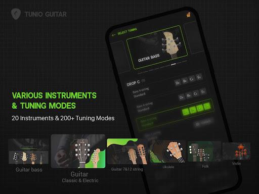 Guitar Tunio - Guitar Tuner 1.12.0 screenshots 7