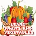 Fruits and Vegetables for Kidz icon