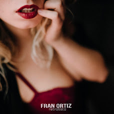 Wedding photographer Fran Ortiz (franortiz). Photo of 30.10.2018