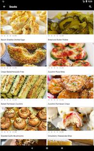 Healthy Recipes Screenshot