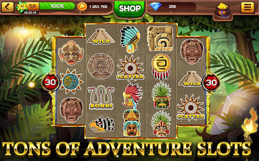 Adventure Slots - Free Offline Casino Journey  screenshots 8