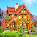 Craft Pixel Art Rain - Creative building icon