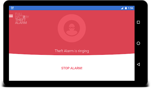 Full Battery & Theft Alarm App Download For Android 9
