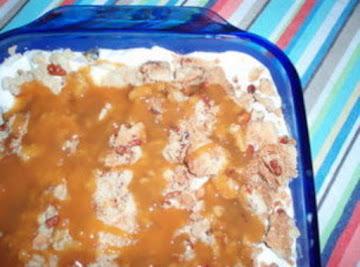 Caramel Ice Cream Dessert Recipe