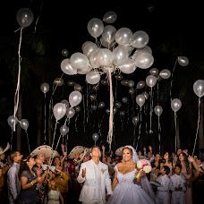 Wedding photographer Fredy Monroy (FredyMonroy). Photo of 02.10.2017