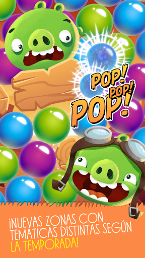 Angry Birds POP Bubble Shooter para Android