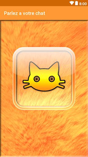 Parlez a votre chat captures d'u00e9cran 1