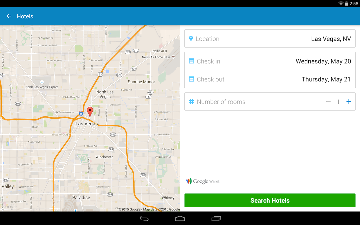 Priceline Hotels, Flight & Car - screenshot