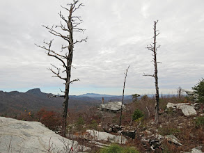 Photo: Table Rock-Left Grandfather Mountain-Center