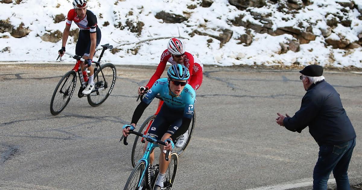 Cykling: Tour of the Alps - 2. etape (2) på TV2 Sport kl. 08:20 (21/4 2021)
