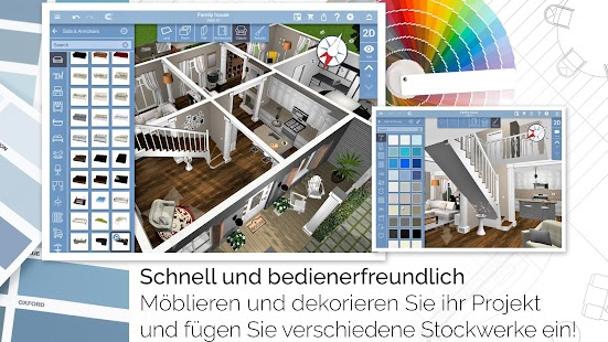Home Design 3D - FREEMIUM Screenshot