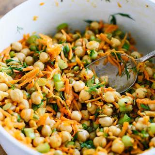 Carrot Bean Salad Recipes