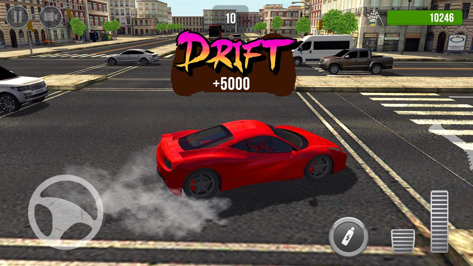 Drift Racing X- screenshot