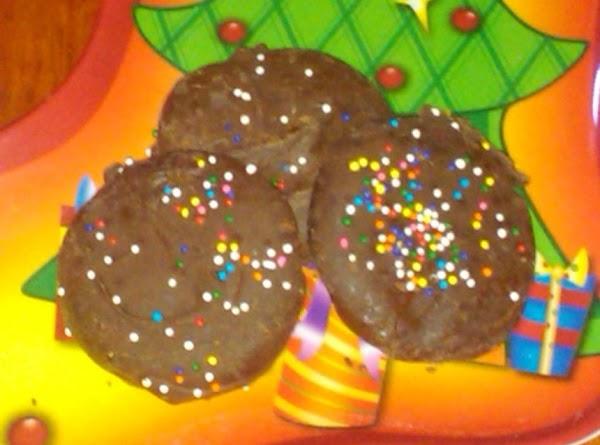 Homemade Thin Mint Cookies Recipe