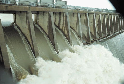 Vaal Dam. Picture: THE SOWETAN