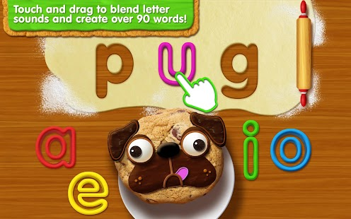 Sesame Street Alphabet Kitchen- screenshot thumbnail