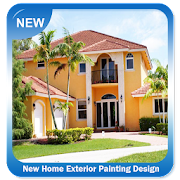 New Home Exterior Painting Design