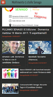 M5S Senago- screenshot thumbnail