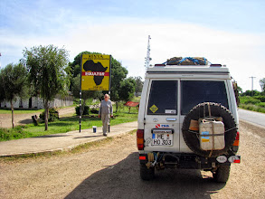 Photo: und wieder am Äquator