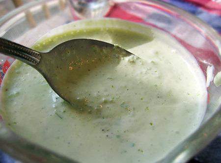 Creamy Spinach Sauce Recipe