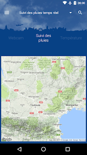 Météo Toulouse- screenshot thumbnail