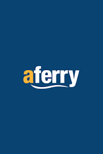 aFerry - All ferries- screenshot thumbnail