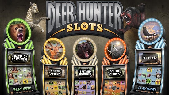 Deer Hunter Slots APK for Ubuntu