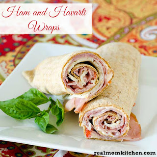 Ham and Havarti Wrap Recipe