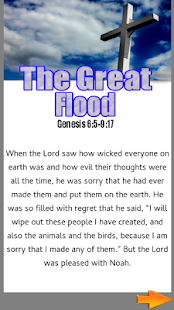 Bible Story : The Great Flood - náhled