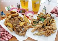 埔里犁田鹽酥雞-總店