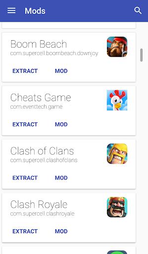 Master - Mods & Hacks 2.3.5 screenshots 2