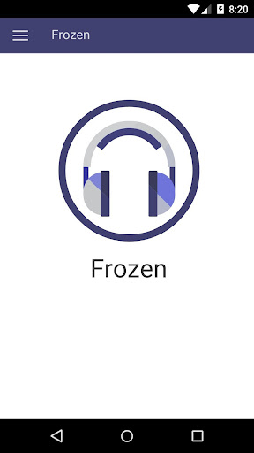 Frozen 歌词