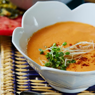 Live Habanero Tomato Soup