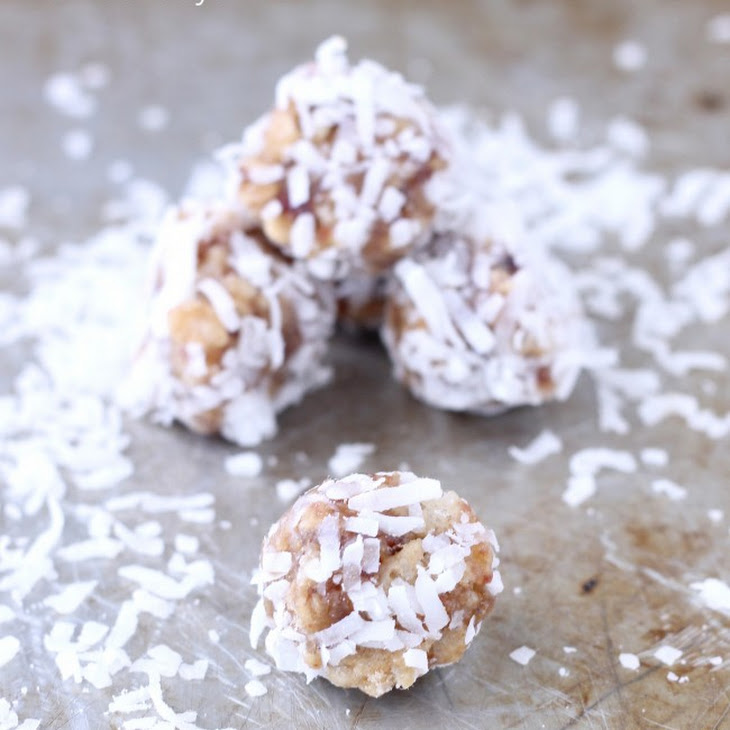 Date Ball Cookie Recipe