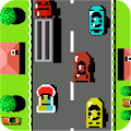 Road Racing - Car Fighter - Classic NES Car Racing download