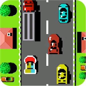 Road Fighter - Car Racing for PC