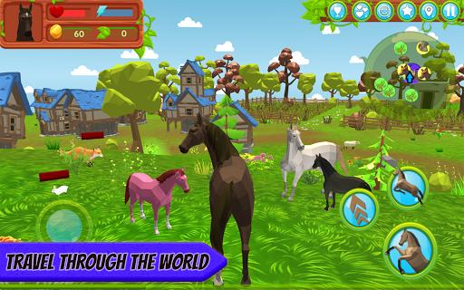 Horse Family u2013 Animal Simulator 3D apkmr screenshots 17