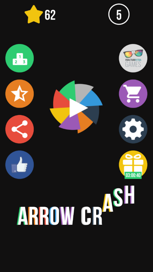 Arrow Crash- screenshot