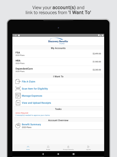 Discovery Benefits Mobile screenshot 8