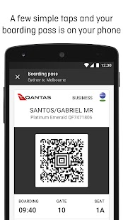Qantas Airways- screenshot thumbnail