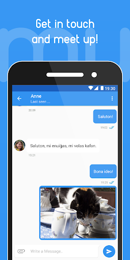 Amikumu – find nearby speakers ss3