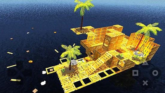 Raft for Survival - náhled