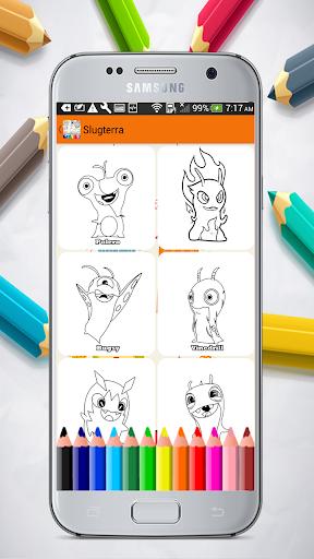 Cartoons Coloring Pages 1.01.0 screenshots 4