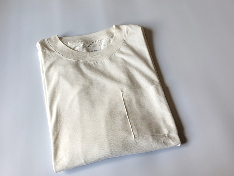 しまむら「AIR SHIELD」のメンズオーバーTシャツ。