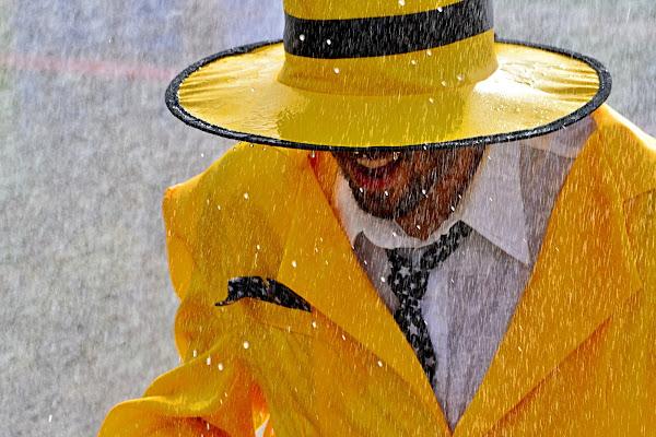 Yellow Man di giuseppedangelo