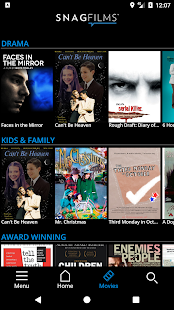SnagFilms - Watch Free Movies Screenshot